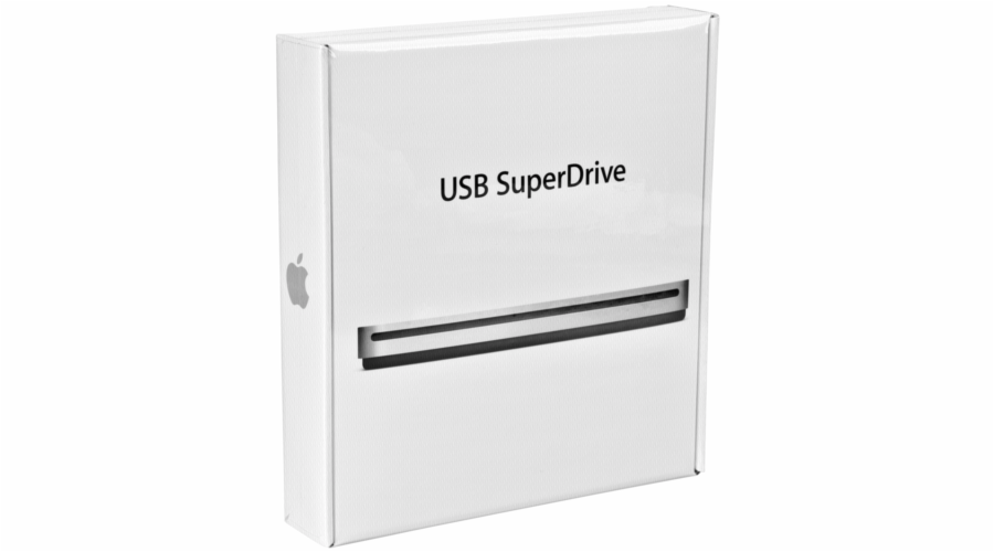 Apple USB SuperDrive disk. jednotka