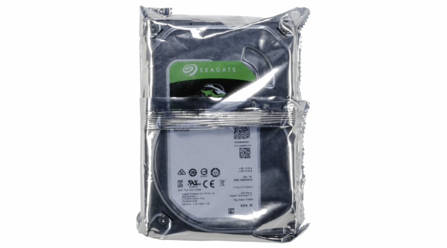 Seagate BarraCuda 3,5 HDD 1TB ST1000DM010