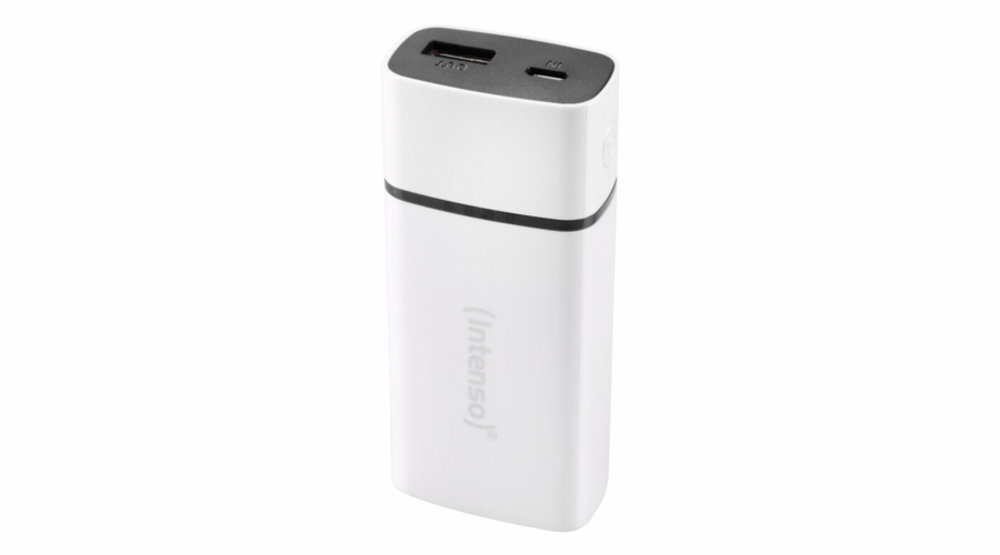 Intenso Powerbank PM metal finish 5200 mAh white