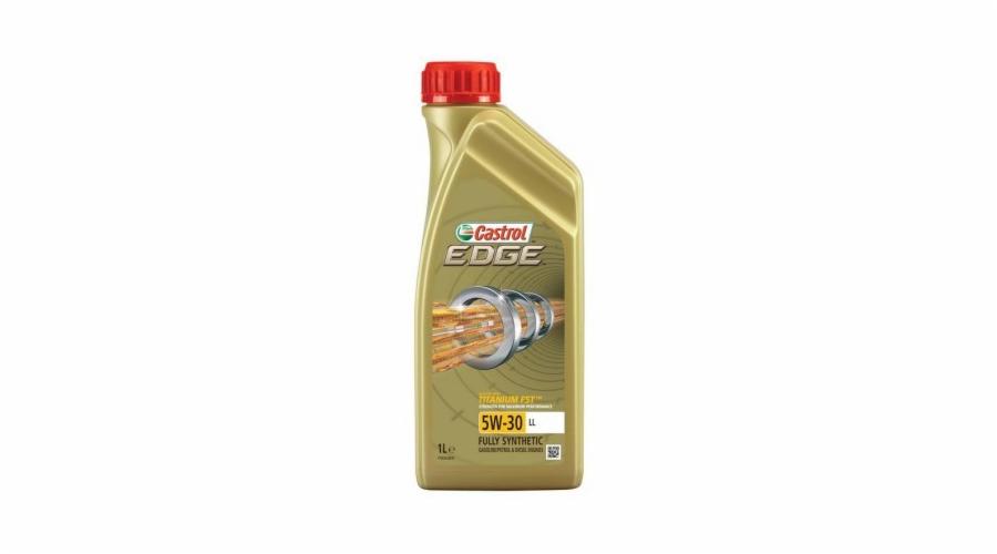 Motorový olej Castrol EDGE 5W30 TITANIUM FST LL 1L