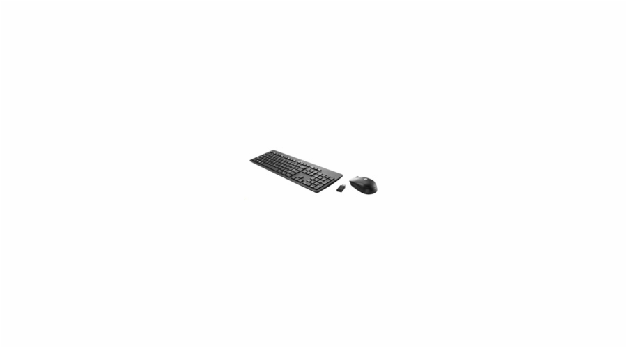 HP Slim Wireless KB and Mouse - CZ