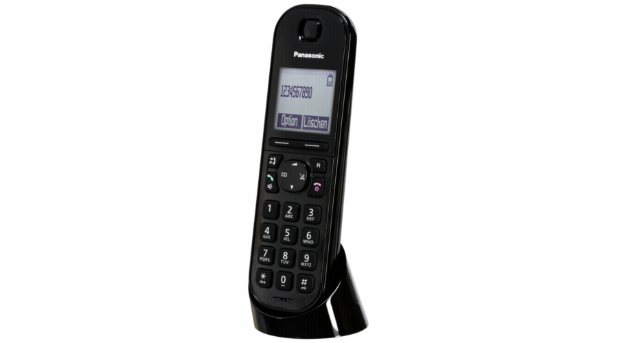 Panasonic KX-TGQ200GB black