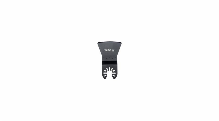 Škrabka pro multifunkční nářadí HCS, 52mm (lak, lepidlo, tmel) YATO