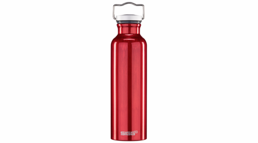 Sigg Water Bottle ORIGINAL 0,75L red
