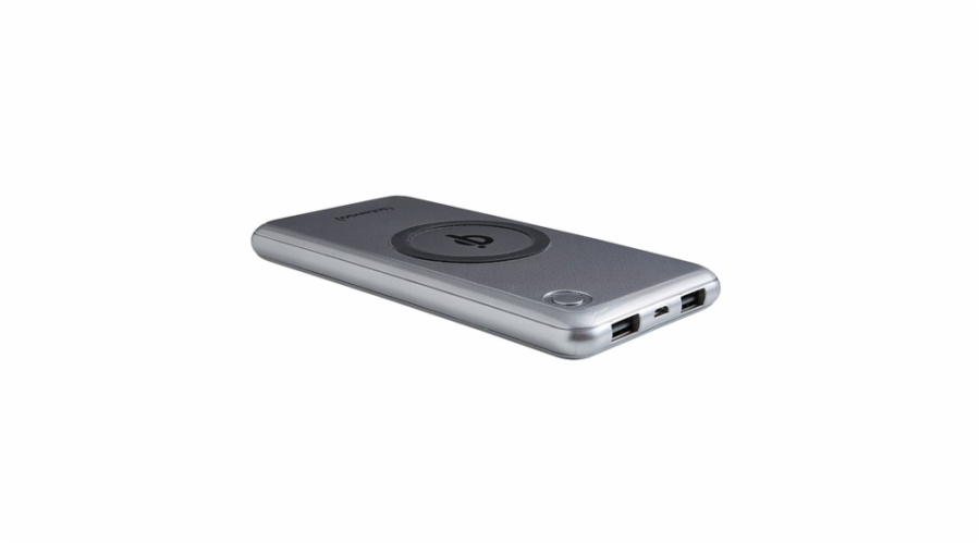 Intenso Powerbank WP10000 silver incl. Wireless Charger