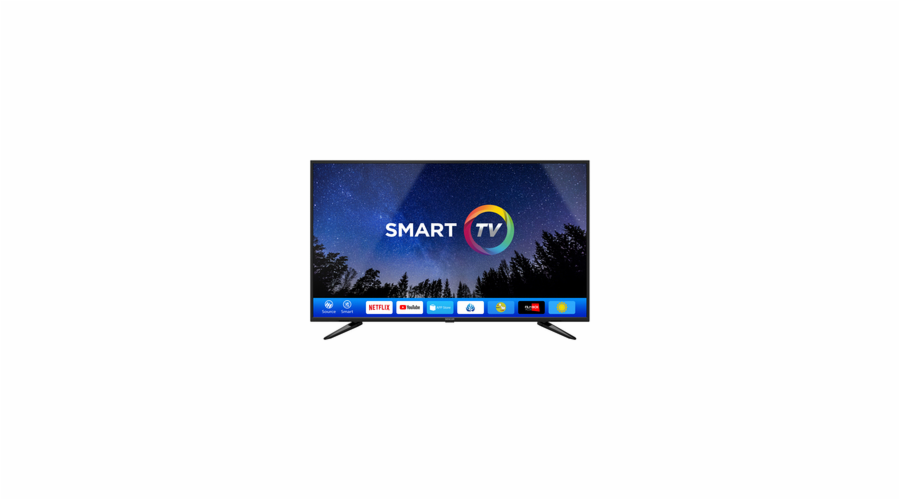SLE 55US600TCS UHD SMART TV SENCOR