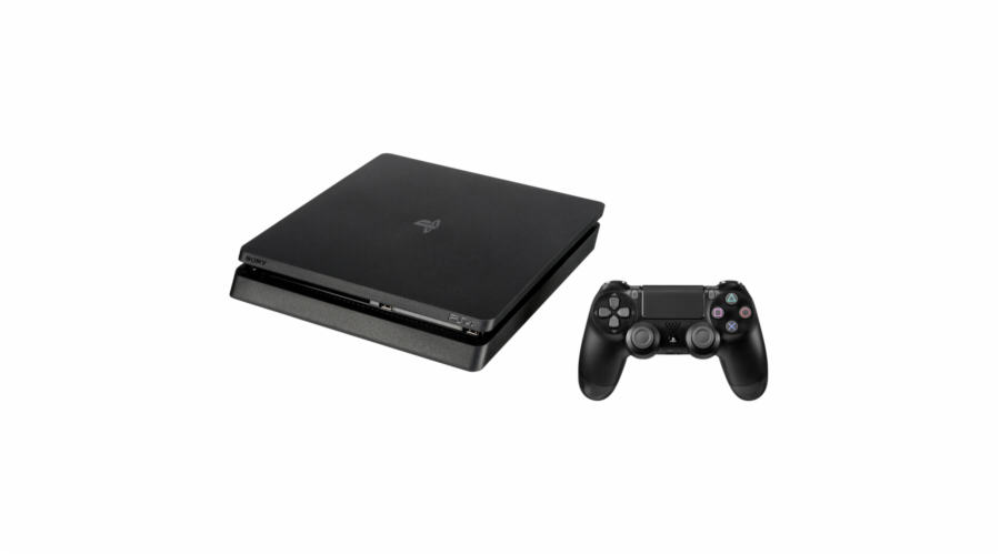 Sony Playstation 4 Slim 500GB Jet Black