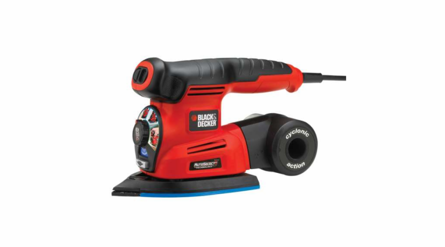 Bruska multifunkční Black & Decker KA280