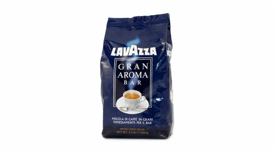 Lavazza Gran Aroma Bar zrnková káva 1 kg