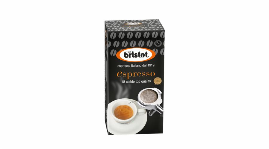 Kapsle Bristot Espresso 18x ESE 125g
