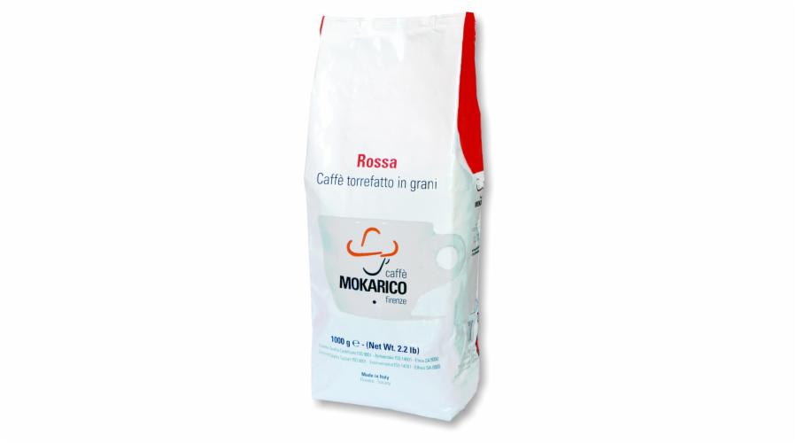 Káva Mokarico Rossa 1kg zrnková