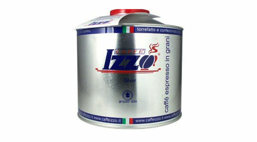 IZZO Caffé Caffé Silver 1kg zrnková káva