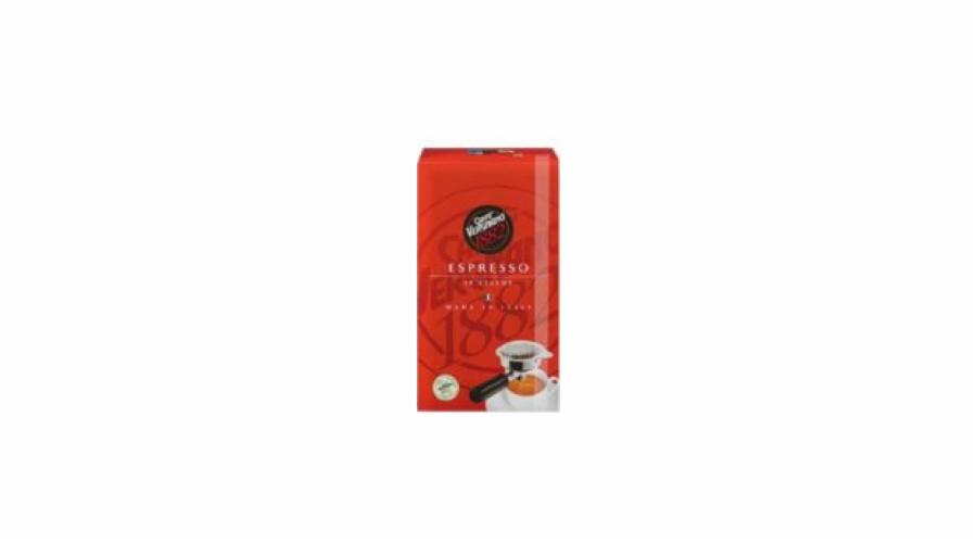 12x kapsle Vergnano Espresso 18x ESE (=216xESE)