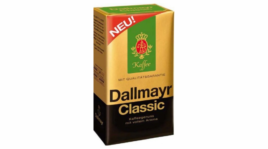 Káva Dallmayr Classic 500g zrnková