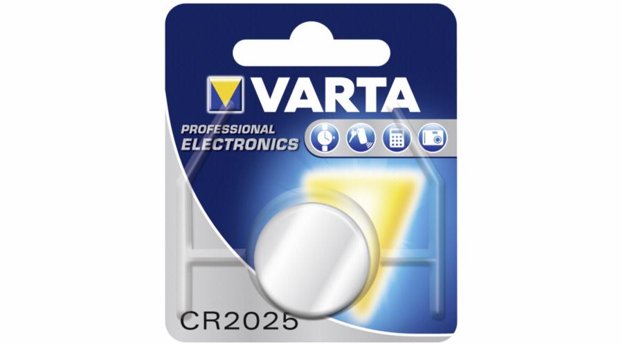 Baterie Varta CR 2025 VPE 10ks