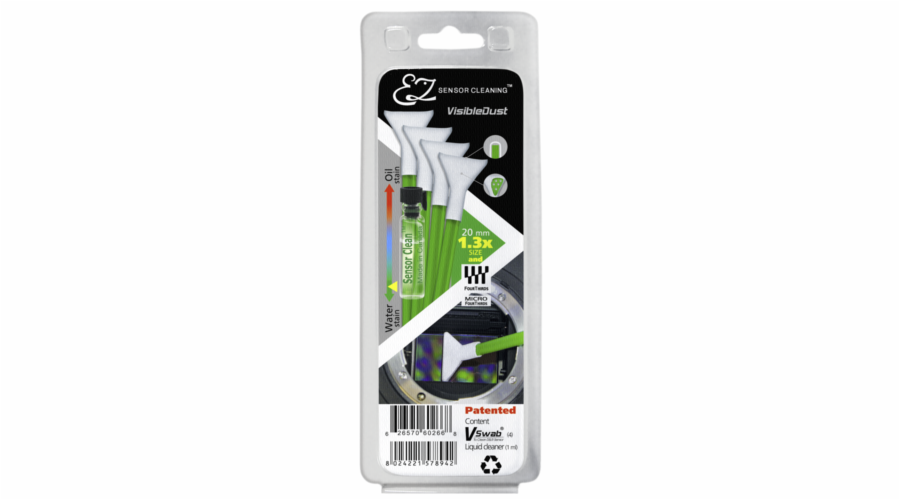 Visible Dust EZ Plus Kit Sensor Clean 1.3