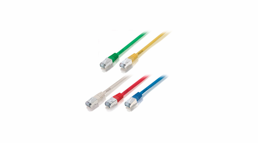 DATACOM Patch cord UTP CAT5E 40m šedý