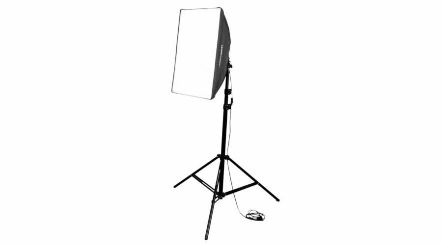 walimex Daylight-Set 250 s Softbox, 40x60cm
