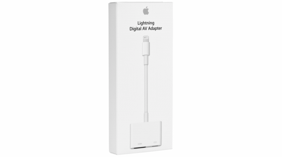 Apple Lightning Digital AV Adapter HDMI MD826ZM/A