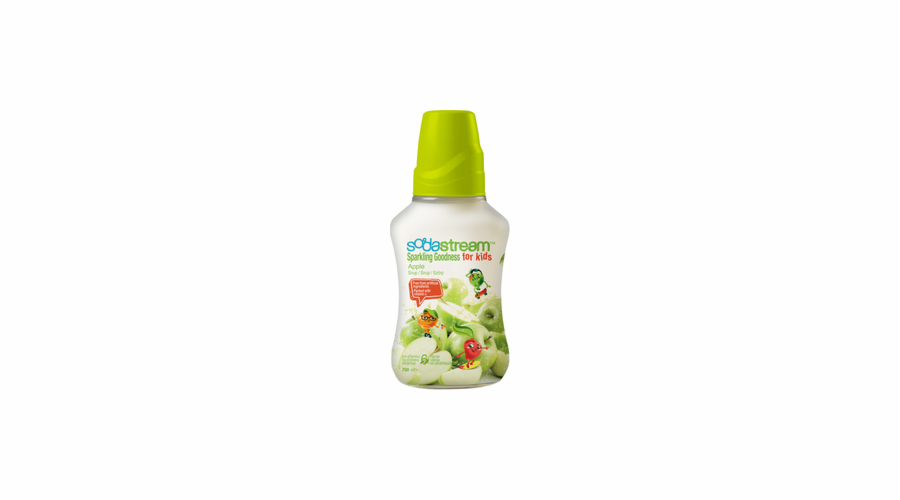 SODASTREAM Sirup Good-Kids apple 750ml