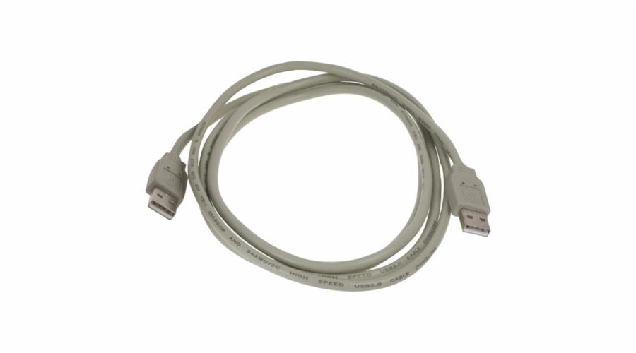 Kabel USB Solid GW01B A-A 1.8m propojovací