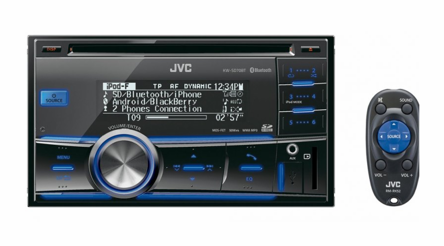 JVC KW SD70BT