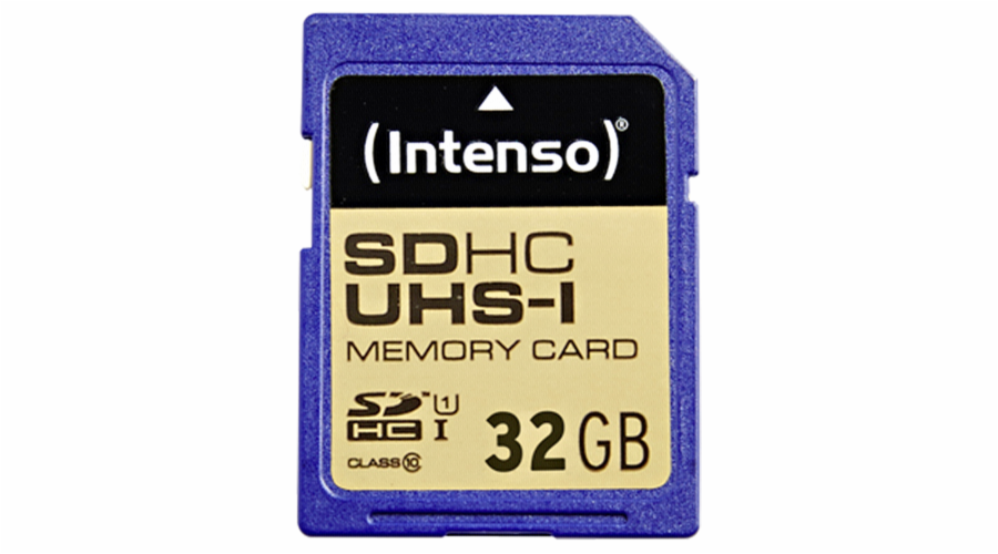 Intenso SDHC Card 32GB Class 10 UHS-I
