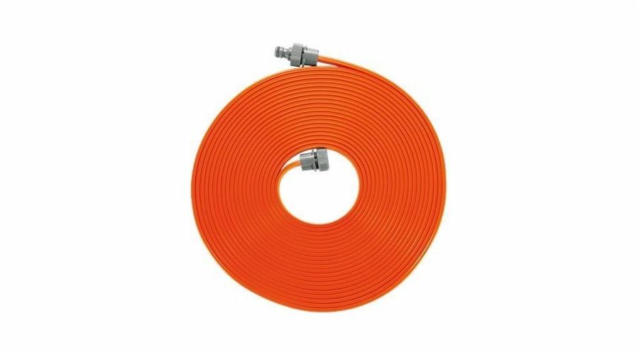 Zavlažovač Gardena 0996-20, hadicový, oranžový, 15 m