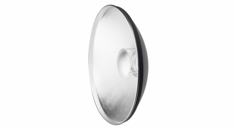 Priolite Beauty Dish 22 inch inner surface silver