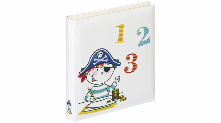 Walther Pirat Skola 28x30,5 50 stran detske album FA268-2