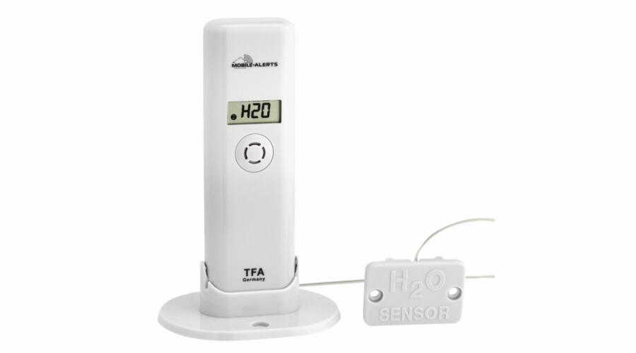 TFA WeatherHub snimac teploty a vlhkosti, detektor vody