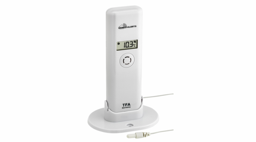 TFA WeatherHub Temperature/ humidity transmitter, cable sens