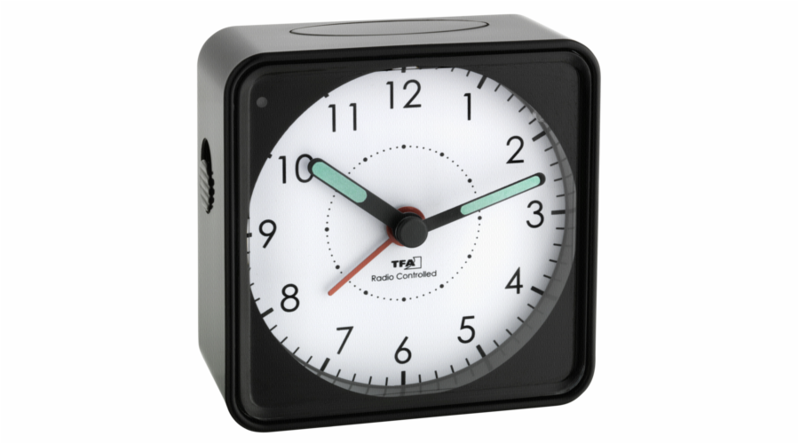 TFA 60.1510.01 Picco Alarm Clock