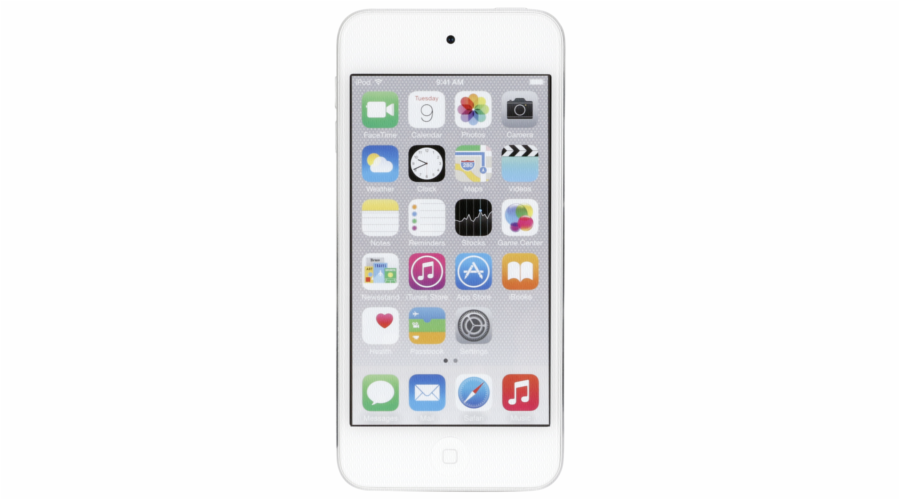 Apple iPod touch stribrna 64GB 6. generace
