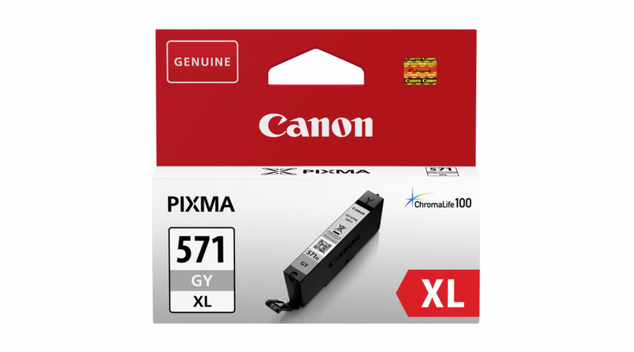Canon CLI-571 XL GY grey