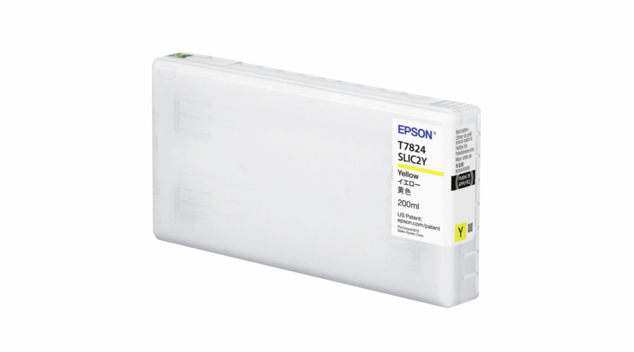 Epson ink cartridge yellow T 782 200 ml T 7824