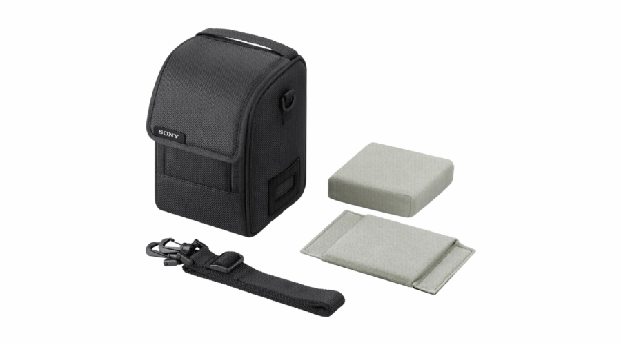 Sony LCS-FEA1 Lens Bag black
