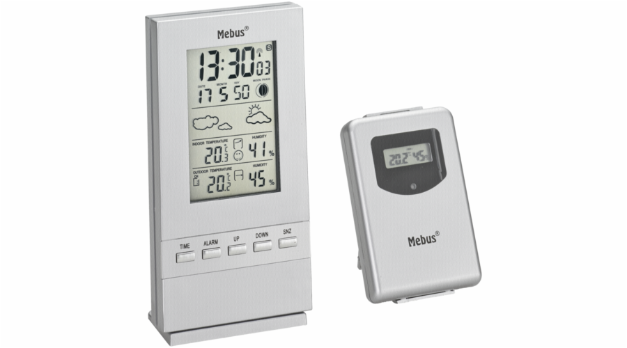 Mebus 40347 Wireless Weather Station