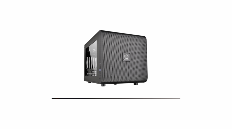 Thermaltake housing Core V21/Black/Win/SECC