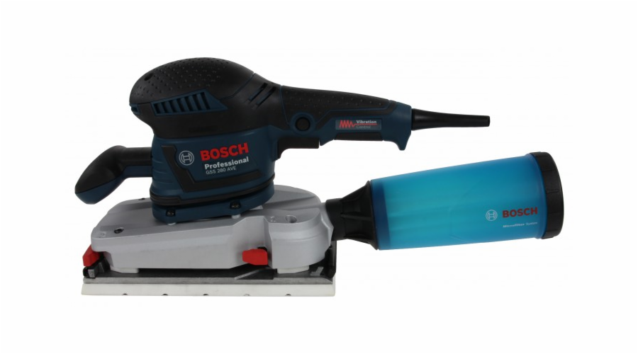 Bruska vibrační Bosch GSS280AVE (0601292902)
