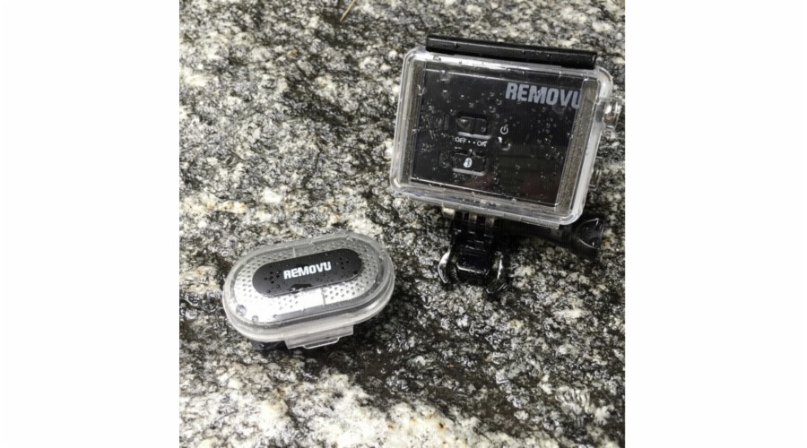 Removu Microphone Set A1+ M1 for GoPro Hero 3+ / 4