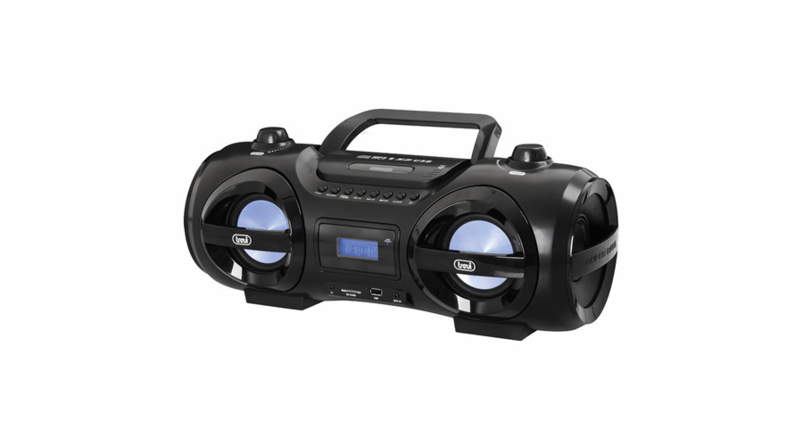 CMP 850BT Boombox Radiopřij.s CD/MP3,FM,
