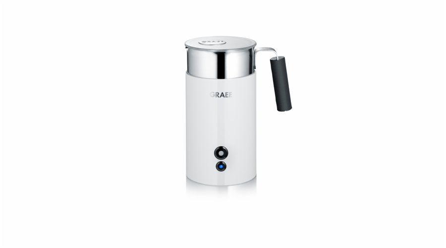 Napěňovač mléka Graef MS701, bílý