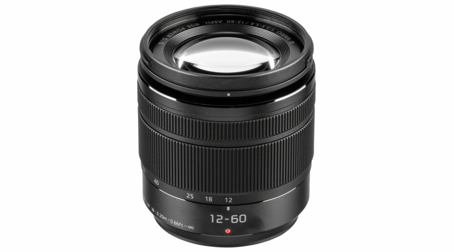 Panasonic Lumix G Vario 12-60mm /F3,5-5,6 Aspherical POWER O.I.S.