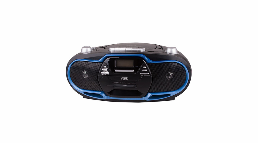 CMP 574USB/BLUE Radiomagn.s CD/MP3,USB,S
