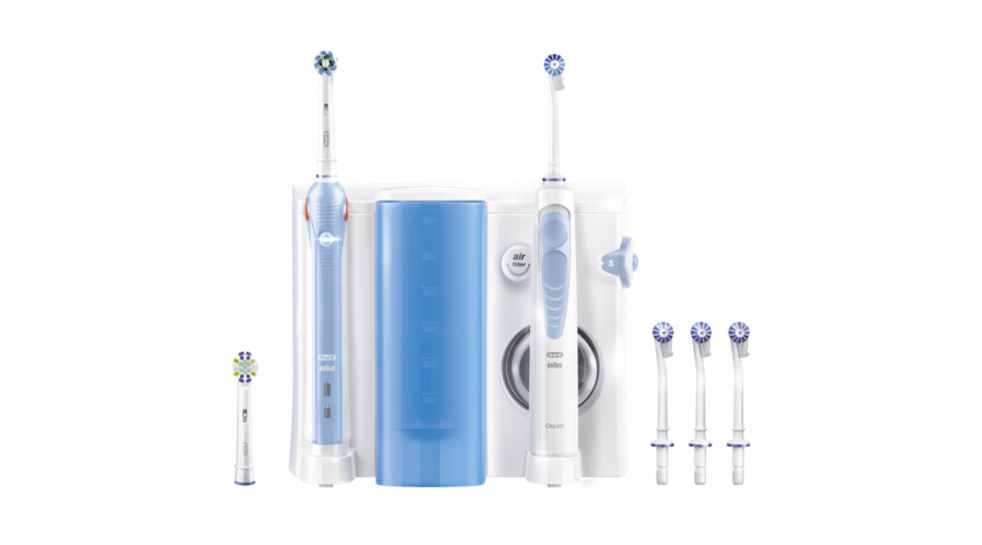 Braun Oral-B Center OxyJet Oral Irrigator + PRO 1000