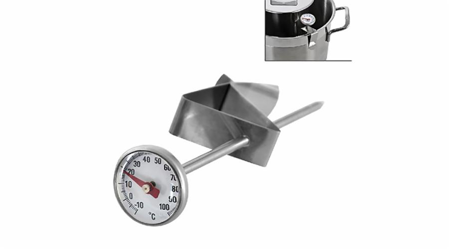teploměr kuchyň.d2,5(-10°+100°)s klipem NR