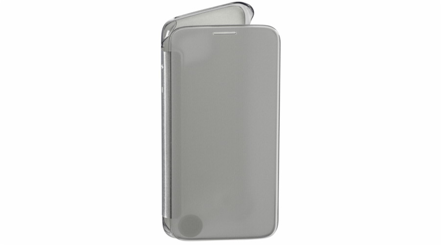 Samsung Clear View Cover for Galaxy S7 silver