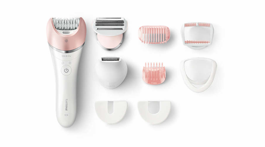 Epilátor Philips Satinelle Advanced BRE640/00