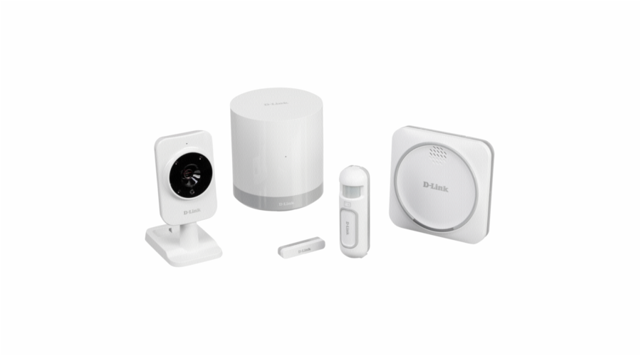 D-Link DCH-107KT mydlink Home Securtity Kit Z-Wave